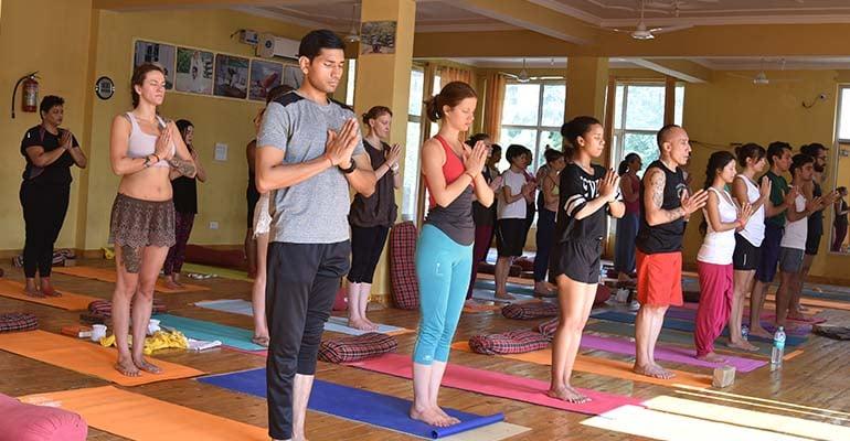 Types Of Yoga Schools