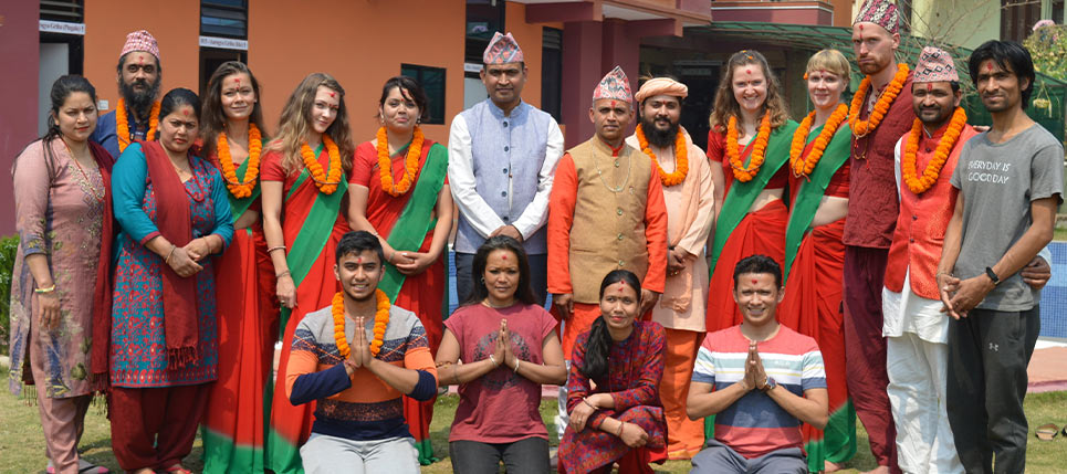 500 Hour Yoga Teacher Training in Nepal