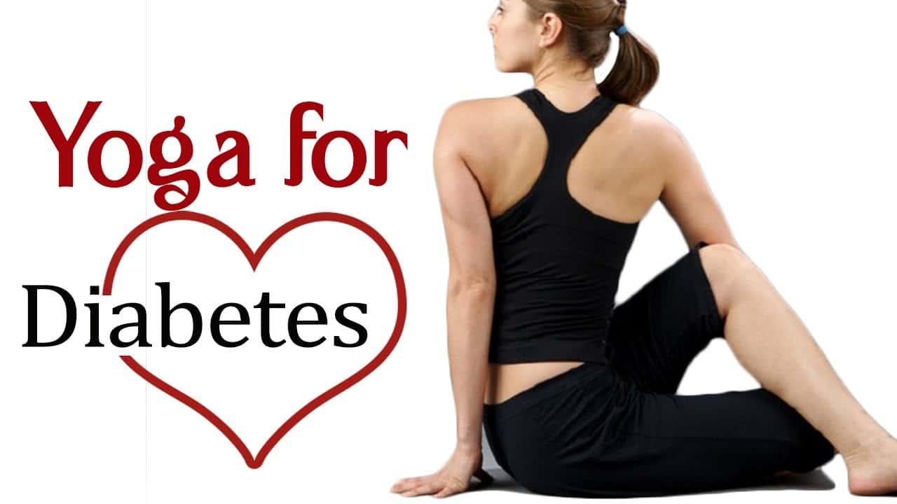 Yogic Management of Diabetes