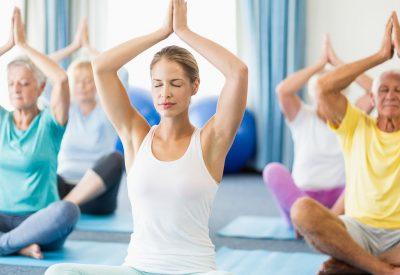 Types of Yoga & Yogic style